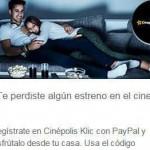 Cinepolis CineKlic renta gratis OFFDE