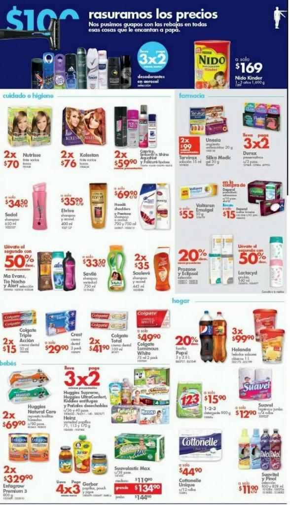 Farmacias Benavides: Promociones de Fin de Semana 26 al 29 de Junio