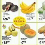 Frutas y Verduras Soriana 16 Junio