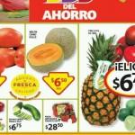Frutas y Verduras Soriana 23 Junio