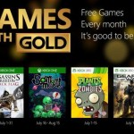 Game Gold Xbox Julio OFFDE