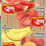 HEB Frutas y Verduras 23 Junio