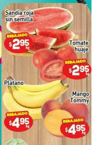 HEB: Tres Días de Frutas y Verduras del 23 al 25 de Junio