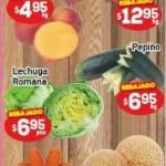 HEB Frutas y Verduras 9 junio