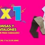 Julio Regalado Camisas y Pantalones al 2x1 OFFDE