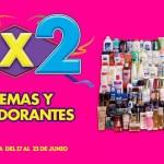 Julio Regalado Cremas 3x2 OFFDE