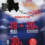 Sanborns Venta Nocturna Dia del padre 2015 OFFDE