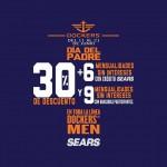 Sears Dockers dia del padre OFFDE