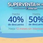Super Venta de Verano Interjet OFFDE