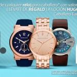 Walmart Hugo Boss Gratis en Reloj OFFDE