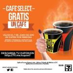 cafe gratis este 7 de junio el 7eleven