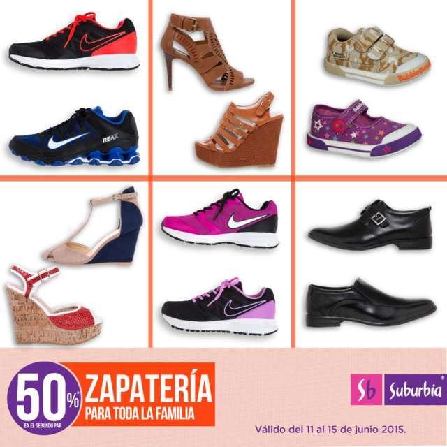 169c66dd15f5b Suburbia  50% de descuento en calzado y pantalones para toda la familia en  segunda compra
