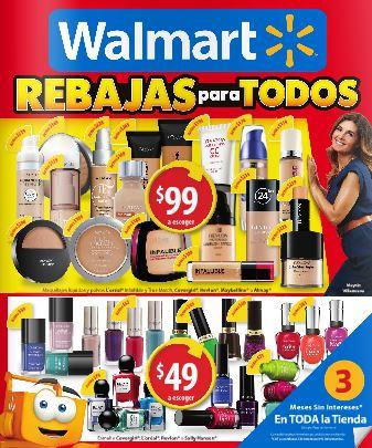 Walmart: Folleto de Promociones Rebajas Para Todos del 25 de junio al 8 de Julio