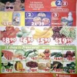 frutas y verduras en soriana mercado del 9 al 11 de junio Offde