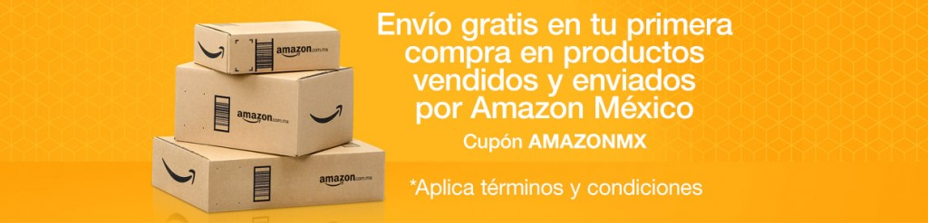 Amazon: Cupón de Envío gratis