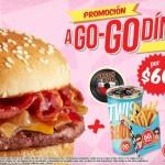sixties burger Offde