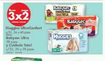 Farmacias Benavides: Promociones por 98 Aniversario 3×2 en Pañales