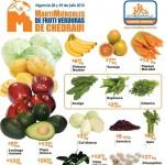 Frutas y Verduras Chedraui 27 jul OFFDE