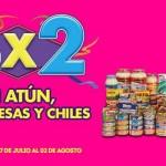 Julio Regalado 3x2 Mayonesa atun chile OFFDE