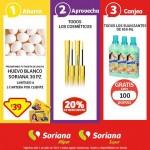 Soriana Huevos Blancos OFFDE