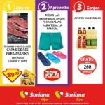 Soriana Tarjeta Lealtad 3 julOFFDE