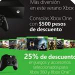 Xbox One 500 descuento