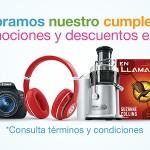 amazon promciones exclusivas por su cumpleaños