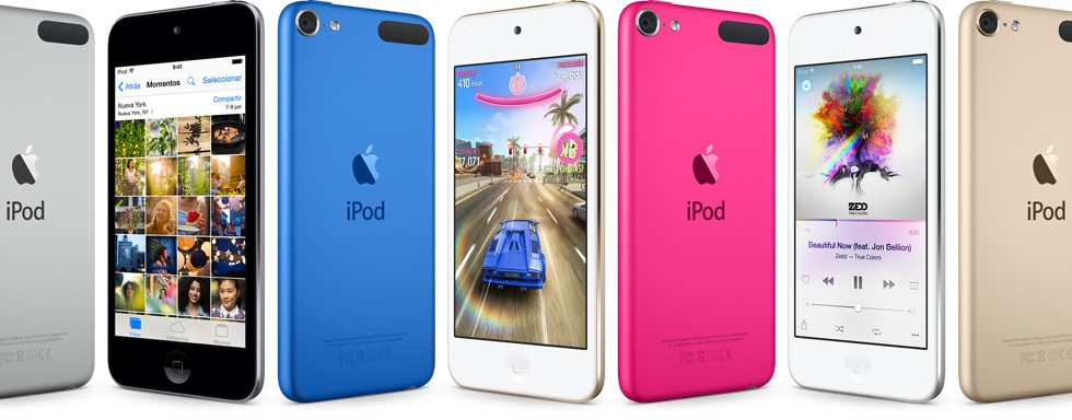 Apple Store: Nuevo iPod Touch Chip A8 desde $3,699