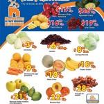 chedraui martes y Miercoles de frutas y verduras 14 y 15 de julio