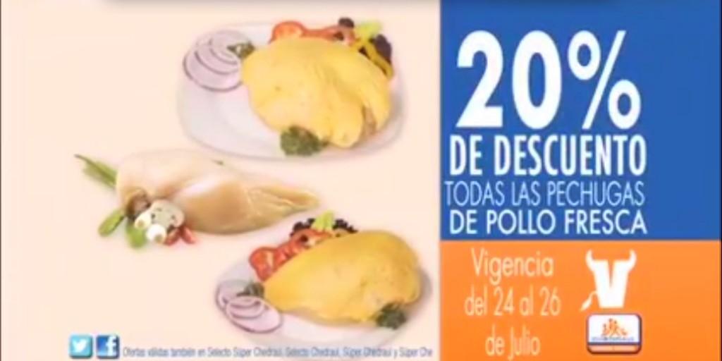 Chedraui: Fin de Semana de Carnes y Pescados del 24 al 26 de Julio