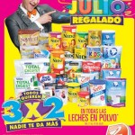 folleto de julio regalado del 19 al 23 de julio