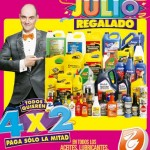 julio regalado folleto del 10 al 16 de Julio