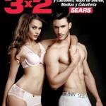 3x2 en ropa interior sears