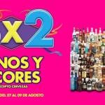 3x2 en vinos y licores julio regalado la comercial mexicana