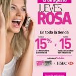 Jueves Rosa Liverpool agosto OFFDE