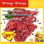 Soriana Carne Asar 7 ago OFFDE