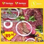 Soriana Carne asar 21 ago OFFDE