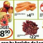 Soriana Frutas 18 ago OFFDE