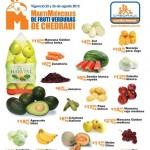 chedraui marte sy miercoles de frutas y verduras 25 y 26 de agosto OFFDE