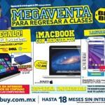 folleto de promociones best buy del 20 al 26 de Agosto