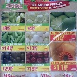 frutas y verduras en aurrera