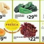 frutas y verduras soriana 25 y 26 de agosto