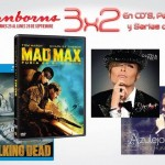 3x2 en peliculas, cds y series de tv en suburbia OFFDE