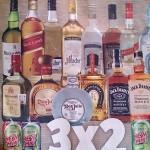 3x2 en vinos y licores OFFDE