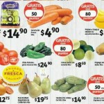 Soriana Frutas y Verduras 22 sept