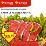 Soriana Hiper carne asar18 sept OFFDE