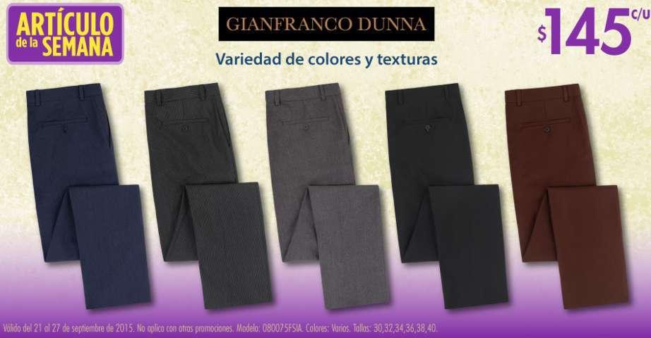 Suburbia: Artículo de la Semana Pantalón de vestir para