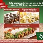 clasicos mexicanos en vips OFFDE