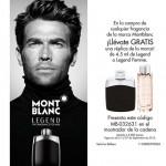 compra fragancia Montblanc y replica gratis en Sears OFFDE