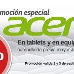 descuento en computo y tables acer en office depot